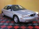 2000 Silver Frost Metallic Mercury Sable LS Premium Sedan #29536635