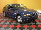 2003 Mystic Blue Metallic BMW 3 Series 325xi Sedan #29536639
