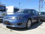 2010 Sport Blue Metallic Ford Fusion SEL #29536839