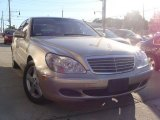 2004 Desert Silver Metallic Mercedes-Benz S 430 Sedan #29536909