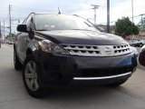 2007 Super Black Nissan Murano S AWD #29536915