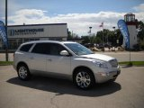 2010 White Diamond Tricoat Buick Enclave CXL AWD #29536930