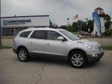 2010 Quicksilver Metallic Buick Enclave CXL AWD #29536931