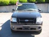 2003 Black Ford Explorer Sport XLT 4x4 #29536262