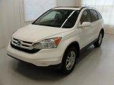 2010 Taffeta White Honda CR-V EX-L #29536800