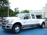 2011 Ford F350 Super Duty Lariat Crew Cab 4x4 Dually