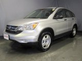 2010 Alabaster Silver Metallic Honda CR-V LX AWD #29536559