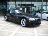 2008 Black Sapphire Metallic BMW M Coupe #29599782
