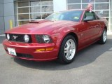 2007 Redfire Metallic Ford Mustang GT Premium Coupe #29599644
