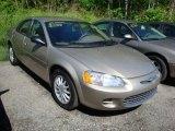 2003 Light Almond Pearl Metallic Chrysler Sebring LX Sedan #29599799