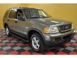 2003 Mineral Grey Metallic Ford Explorer XLT 4x4 #29600147