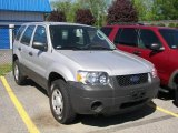 2006 Silver Metallic Ford Escape XLS 4WD #29599812