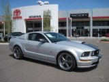 2007 Satin Silver Metallic Ford Mustang GT Premium Coupe #29599509