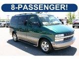 2003 Dark Forest Green Metallic Chevrolet Astro  #29599848