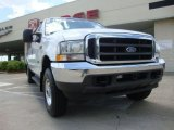 2004 Oxford White Ford F250 Super Duty FX4 SuperCab 4x4 #29600187