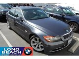 2007 Sparkling Graphite Metallic BMW 3 Series 335i Sedan #29599878