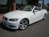 2007 Alpine White BMW 3 Series 328i Convertible #29599703