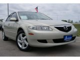 2004 Pebble Ash Metallic Mazda MAZDA6 i Sedan #29600227