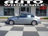 2007 Space Gray Metallic BMW 3 Series 328i Sedan #29600063