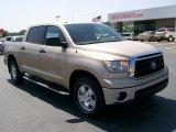 2010 Sandy Beach Metallic Toyota Tundra TRD CrewMax #29669083