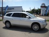 2010 White Diamond Tricoat Buick Enclave CXL AWD #29669406