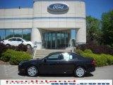 2010 Tuxedo Black Metallic Ford Fusion SE #29668758