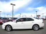 2008 White Suede Ford Fusion SEL V6 AWD #29669256