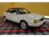 Audi Cabriolet 1997 Data, Info and Specs