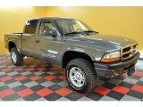 2004 Graphite Metallic Dodge Dakota Sport Quad Cab 4x4 #29669168