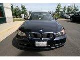 2007 Monaco Blue Metallic BMW 3 Series 335i Sedan #29668637