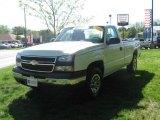 2006 Summit White Chevrolet Silverado 1500 Work Truck Regular Cab 4x4 #29669300
