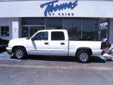 2006 Summit White Chevrolet Silverado 1500 LS Crew Cab #29669194