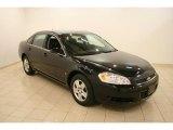 2006 Black Chevrolet Impala LS #29669308