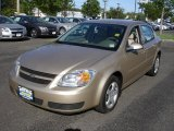 2007 Sandstone Metallic Chevrolet Cobalt LT Sedan #29668649