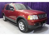 2003 Redfire Metallic Ford Explorer XLT #29669002