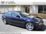 2005 Monaco Blue Metallic BMW 3 Series 330i Sedan #29668678