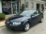 2004 Moro Blue Pearl Effect Audi A4 1.8T quattro Sedan #29669074