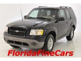 2001 Black Ford Explorer Sport #29668847