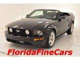 2006 Black Ford Mustang GT Premium Convertible #29668849