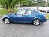 2003 Mystic Blue Metallic BMW 3 Series 325xi Sedan #29724044