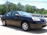 2007 Black Chevrolet Malibu LS Sedan #29724048