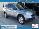 2008 Glacier Blue Metallic Honda CR-V EX #29723654