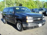2006 Dark Blue Metallic Chevrolet Silverado 1500 Work Truck Regular Cab #29723693