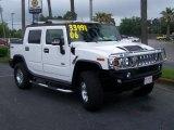 2006 White Hummer H2 SUT #29723913