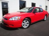 2006 Victory Red Chevrolet Monte Carlo LT #29723707