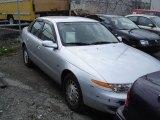 2001 Bright Silver Saturn L Series L300 Sedan #29723919