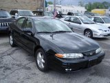2000 Black Onyx Oldsmobile Alero GLS Sedan #29723924