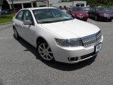 2008 White Suede Lincoln MKZ AWD Sedan #29762452