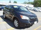 2008 Nighthawk Black Pearl Honda CR-V EX 4WD #29762640