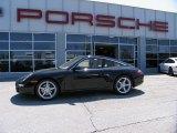 2007 Black Porsche 911 Targa 4 #3876